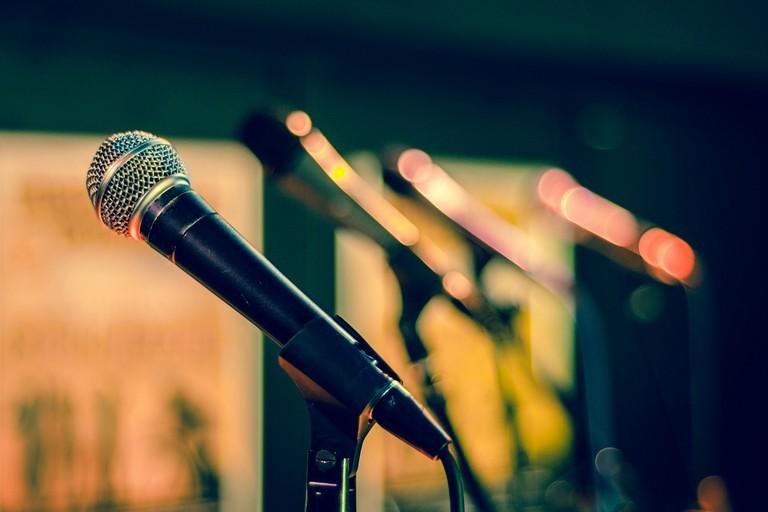 Microfono - Musica