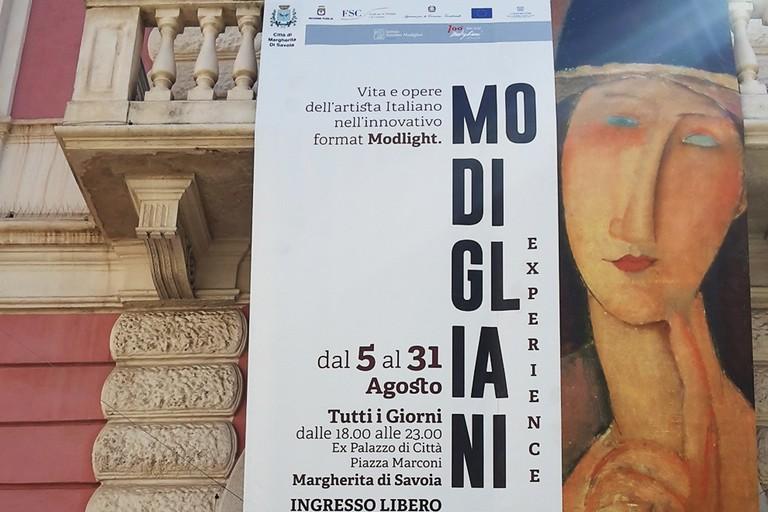 Modigliani Experience