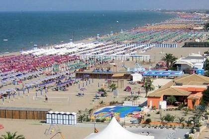 panorama spiaggia margherita di savoia