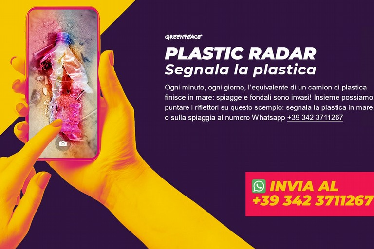 Plastic Radar