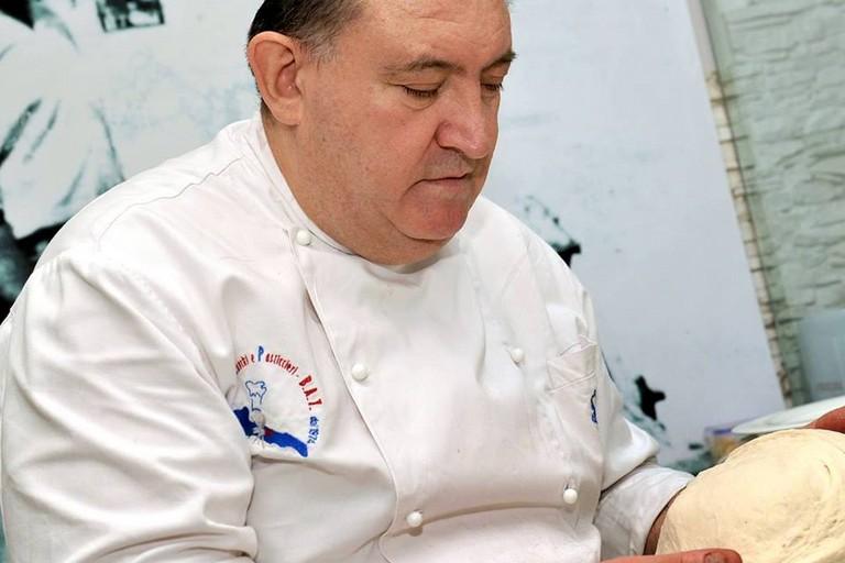Salvatore Riontino (Foto Rocco Lamparelli)