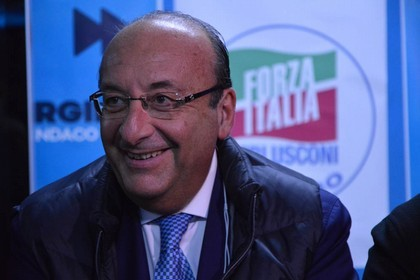 Luigi Vitali, Forza Italia