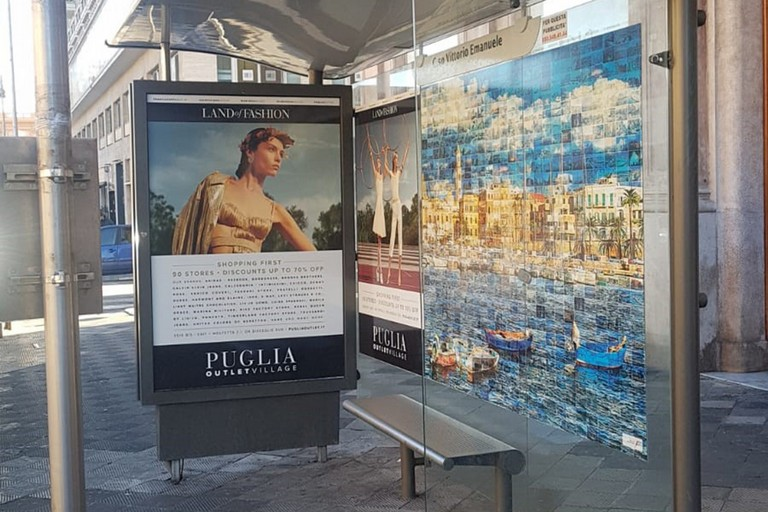 Prossima fermata, Puglia Outlet Village!