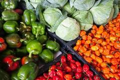 Cibi stranieri in Puglia, Coldiretti: «Troppi pesticidi, pericolo per la salute»