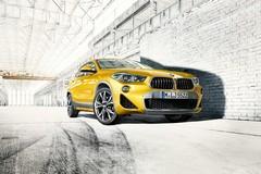 In anteprima assoluta la nuova BMW X2