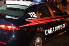 Stava rubando un'auto, arrestato dai carabinieri