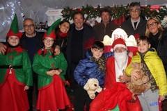 """Inaugurata """"Casa di Babbo Natale"""" presso il Torrione"""