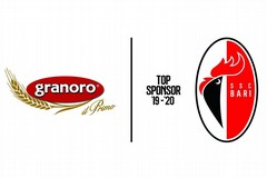 Granoro top sponsor del Bari Calcio