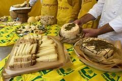 Record storico per l'export di formaggi in Puglia