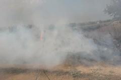 Esalazioni e fumi dovuti ad incendi, Lodispoto chiama di Feo