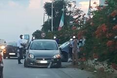 Incidente sulla via per Zapponeta, due auto coinvolte