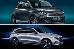 """Maldarizzi Automotive S.pA. presenta FIAT 5OOe """"La Prima"""" e MERCEDES-BENZ EQC"""