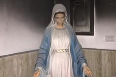 Fiamme nella parrocchia dell'Addolorata, «la tempestività ha evitato il peggio»