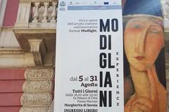 """Da tutto il mondo a Margherita di Savoia per """"Modigliani Experience"""""""