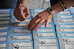 Elezioni, nominati scrutatori e presidenti. L'elenco dei componenti del seggio