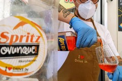 """""""Spritz ovunque"""", l'invenzione di Tony Barman"""