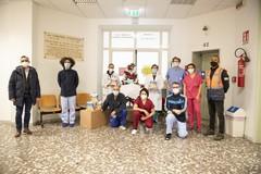 Tatò Paride Spa Coop Master Puglia eSOA Corporate vicini alla sanità pugliese