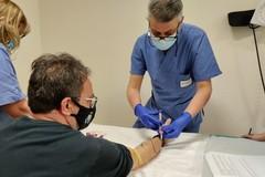 Covid, a Margherita di Savoia il 56% della popolazione ha ricevuto il vaccino
