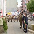 Esercito e amministrazione comunale commemorano il Milite ignoto