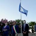 Margherita di Savoia alza la sua ottava bandiera blu
