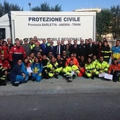 Protezione Civile, niente più bollo in Puglia per le associazioni di volontariato