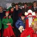 """Inaugurata  """"Casa di Babbo Natale """" presso il Torrione"""