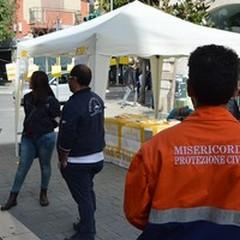 """La Protezione Civile si racconta, un workshop al  """"Cafiero """" di Barletta"""
