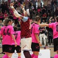 Futsal Salinis, primo match point scudetto