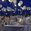 In piazza Libertà la 5^ edizione della Cena in Bianco