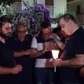 Una città intera prega per Nicola Pizzi e la sua famiglia
