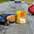 Incidente stradale all'alba, muore un uomo di 80 anni