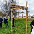 """Inaugurato il  """"Parco del ricordo in onore delle vittime del Covid """""""