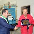 Mario Tozzi è cittadino onorario di Margherita di Savoia