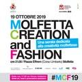 """""""Molfetta Creation and Fashion """", prima edizione dell'evento che premia le eccellenze della moda e della creatività"""