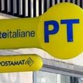 Nuovo ATM Postamat all'ufficio postale di Zapponeta