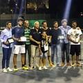 """Tennisti di Margherita di Savoia protagonisti al trofeo  """"Il Tesoro """""""