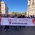 """Mai più fascismi "", da Margherita di Savoia a Roma per la democrazia"