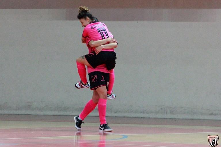 Gioia Futsal Salinis. <span>Foto Débora Braga</span>