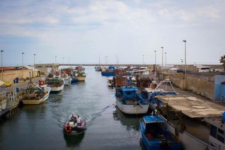Porto pesca