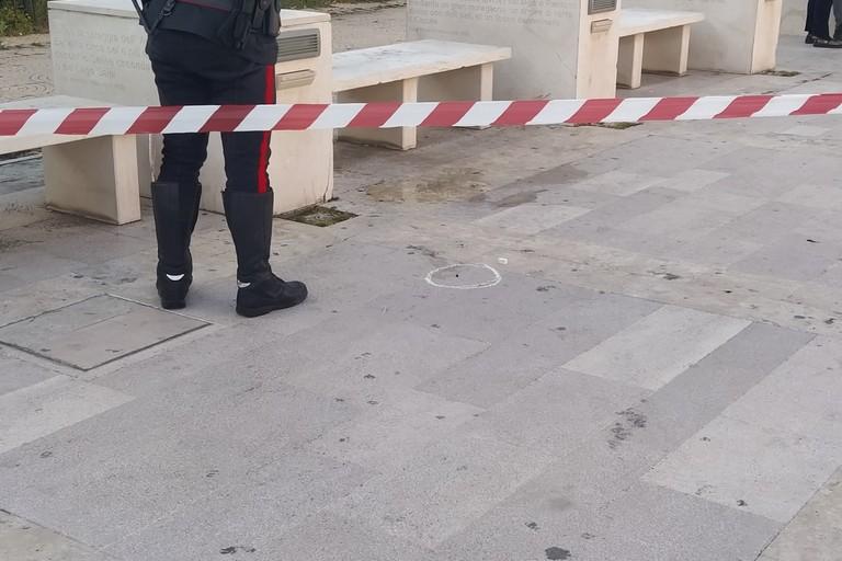 Proiettile. <span>Foto Giuseppe Capacchione</span>