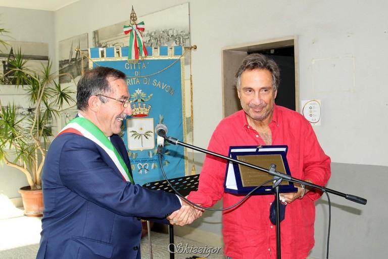 Cittadinanza onoraria a Mario Tozzi