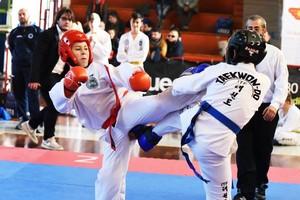 taekwondo itf trani