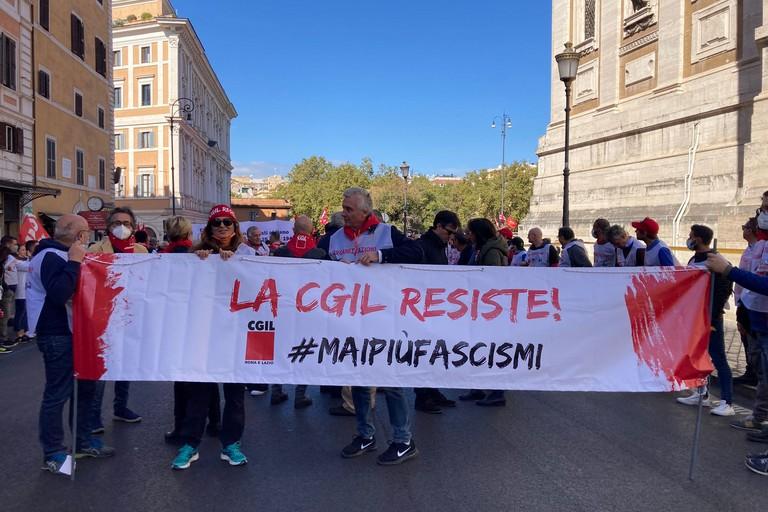 """Mai più fascismi"", da Margherita di Savoia a Roma per la democrazia"